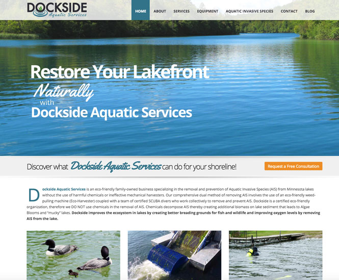 Dockside Aquatic Services